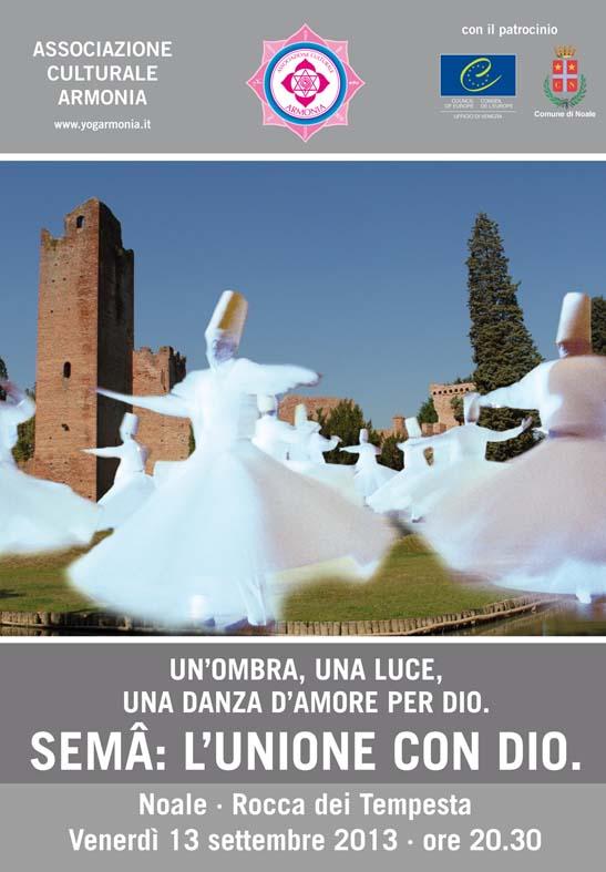 Ballo Sema in Rocca a Noale