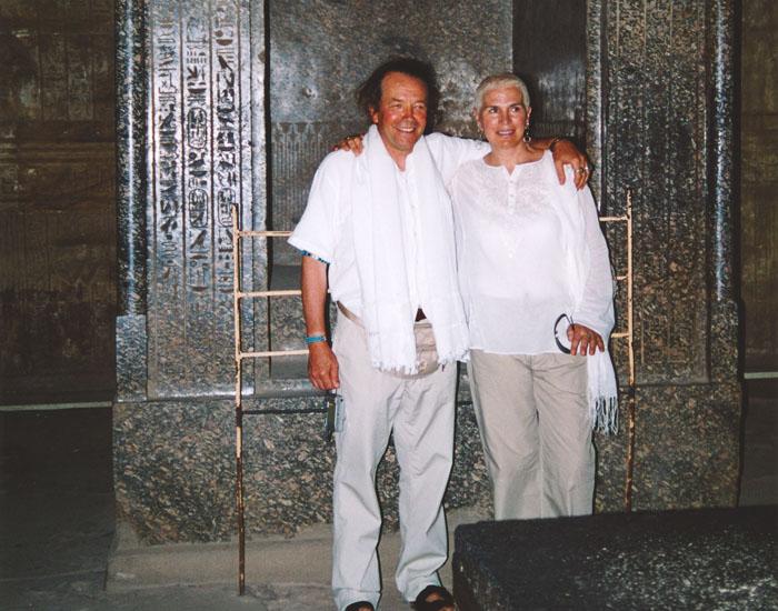 Egitto 2004 Tempio di Horus