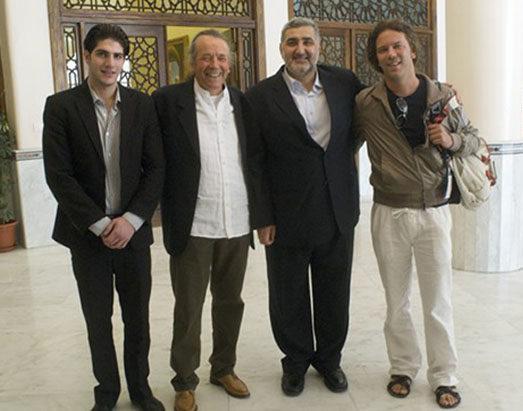 in Siria nel 2008