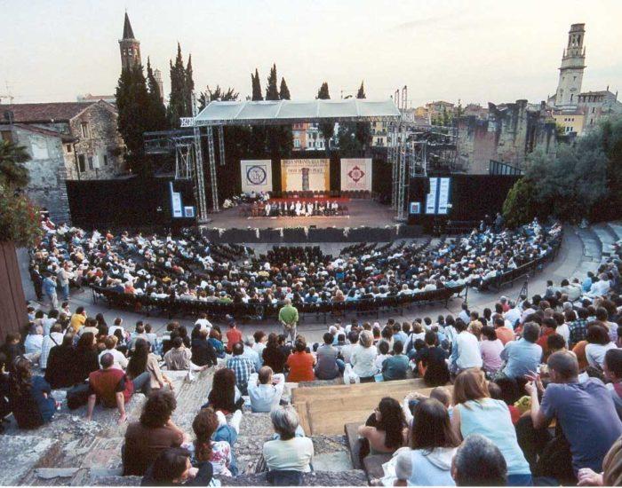 Verona Teatro Romano 2006